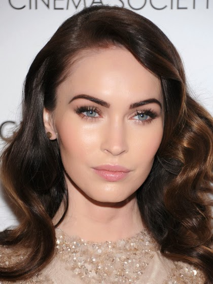 Megan Fox Makeup Look