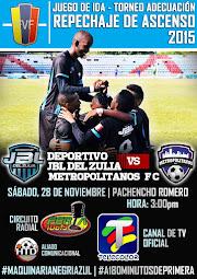 Juego de Ida   Empate 2-2 vs Metropolitanos FC