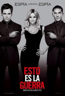 Ver online: Esto es guerra (This Means War) 2012