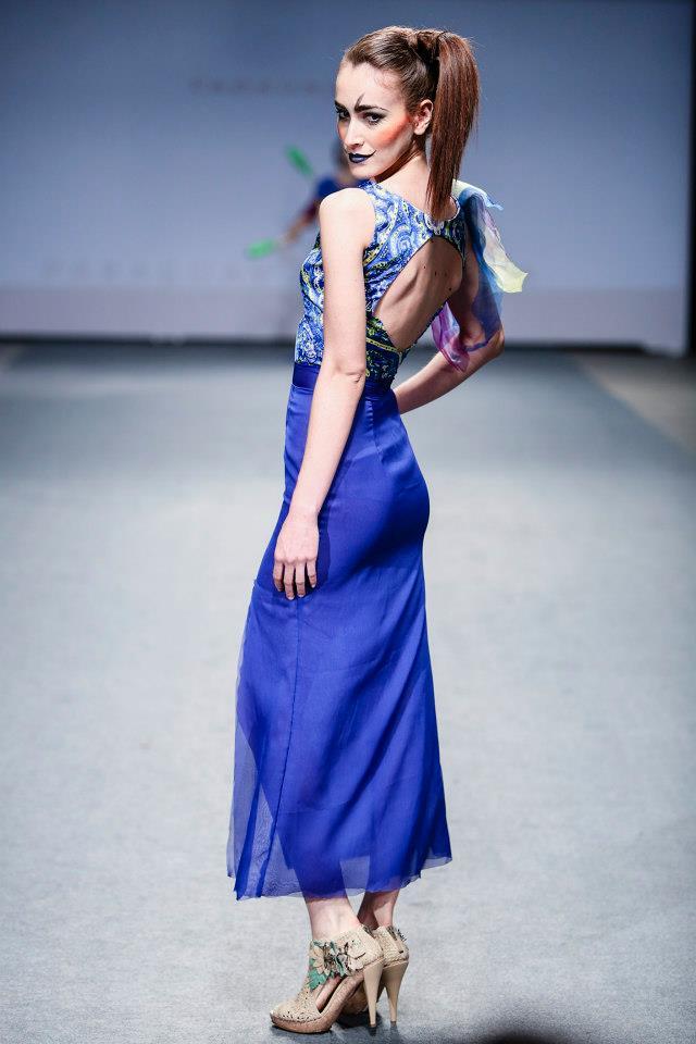 T Blog: Paraguay Alta Moda Primavera verano 2012 Maria