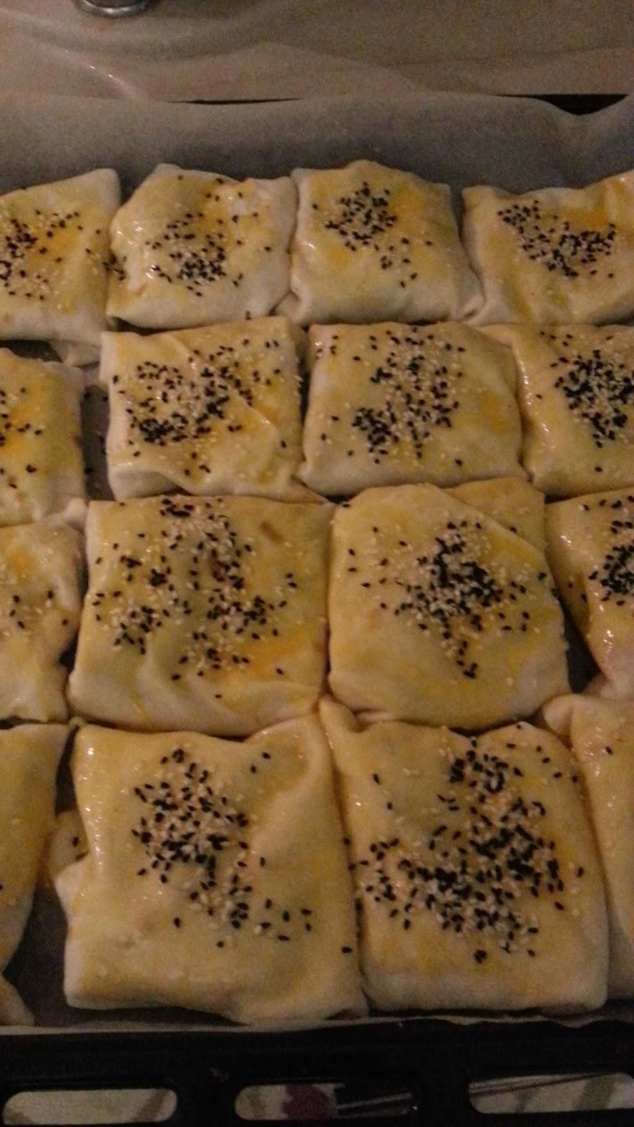 pırasalı ıspanaklı börek