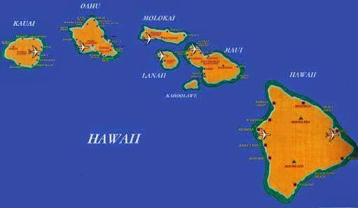 An Underwater Volcano Off The Coast Of Hawaii Is Forming A New Hawaiian Islands