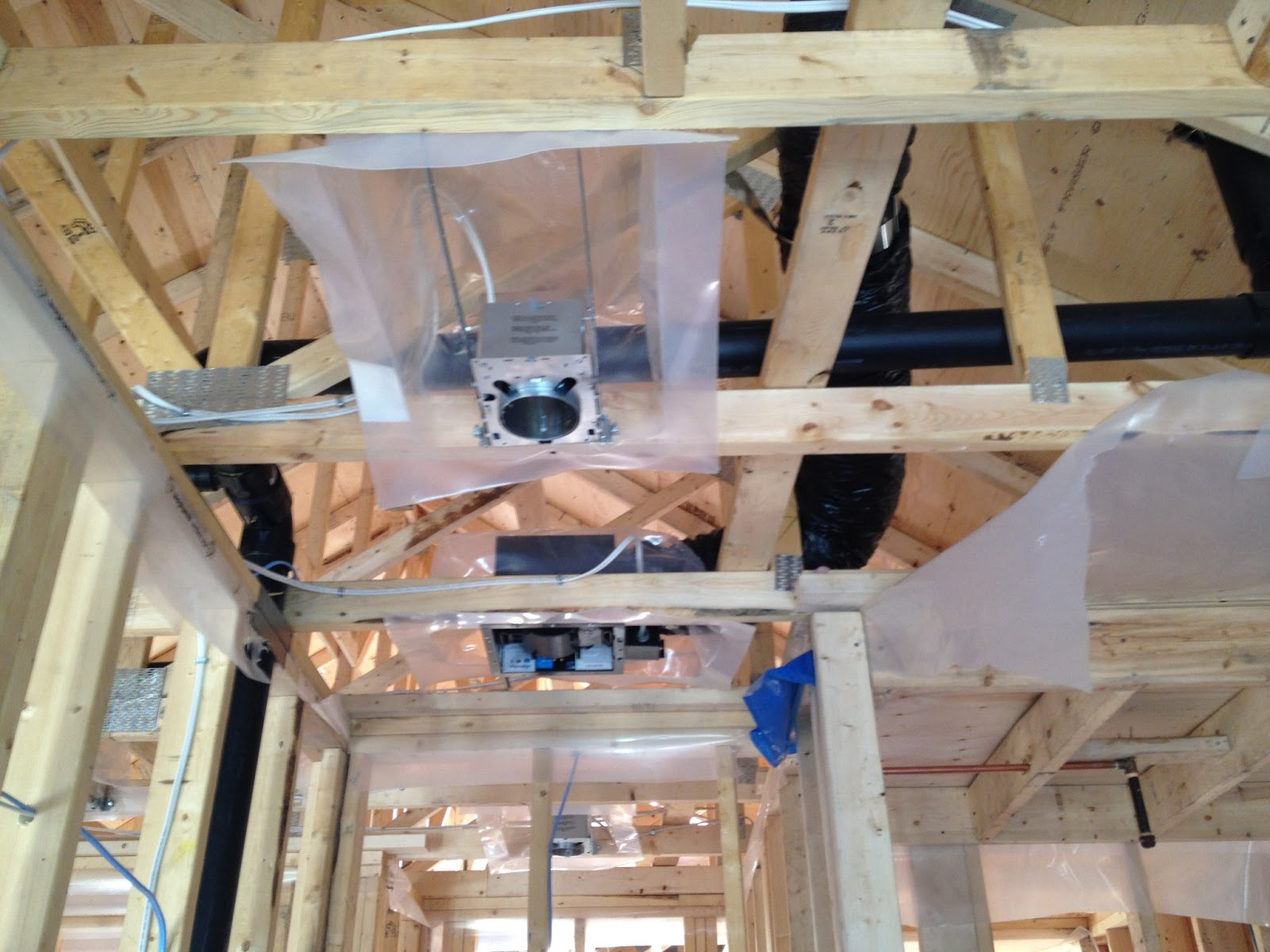 Electrical contractor toronto residential construction for Electrical wiring new construction