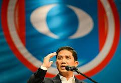 Azmin For Deputy President