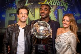 #Strictly Finalists  2016