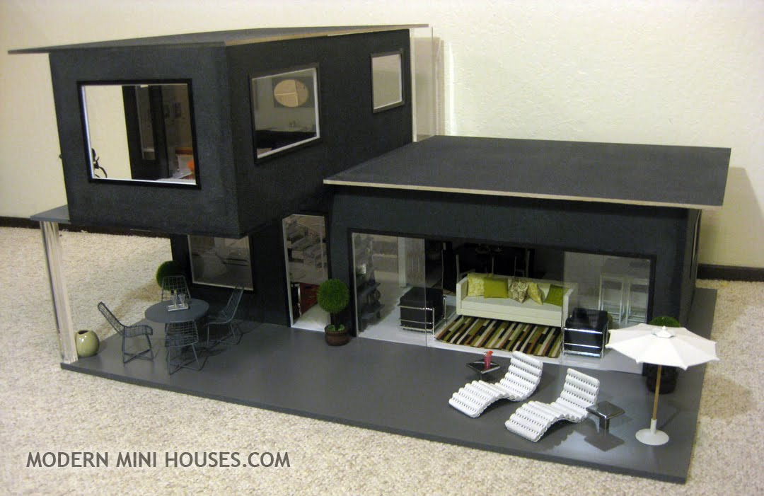 Modern Dollhouse Furniture For Sale