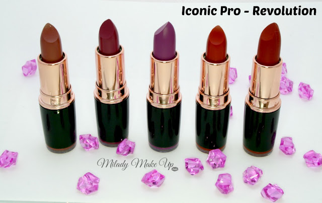 Lipstick Iconic Pro Revolution
