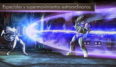 Descargar Descargar Injustice: Gods Amo