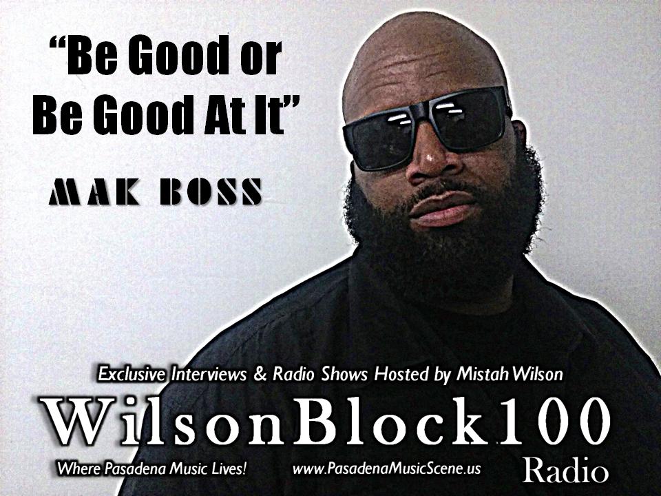 Mak Boss Interview