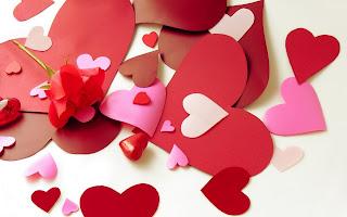 Rose Heart Love HD Wallpaper