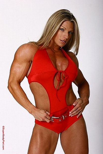 Debi Laszewski - Female Bodybuilder