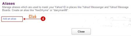 Software tips Hướng dẫn tạo nick ảo Yahoo chat bằng hình ảnh