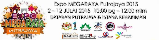 Expo Megaraya Putrajaya 2015
