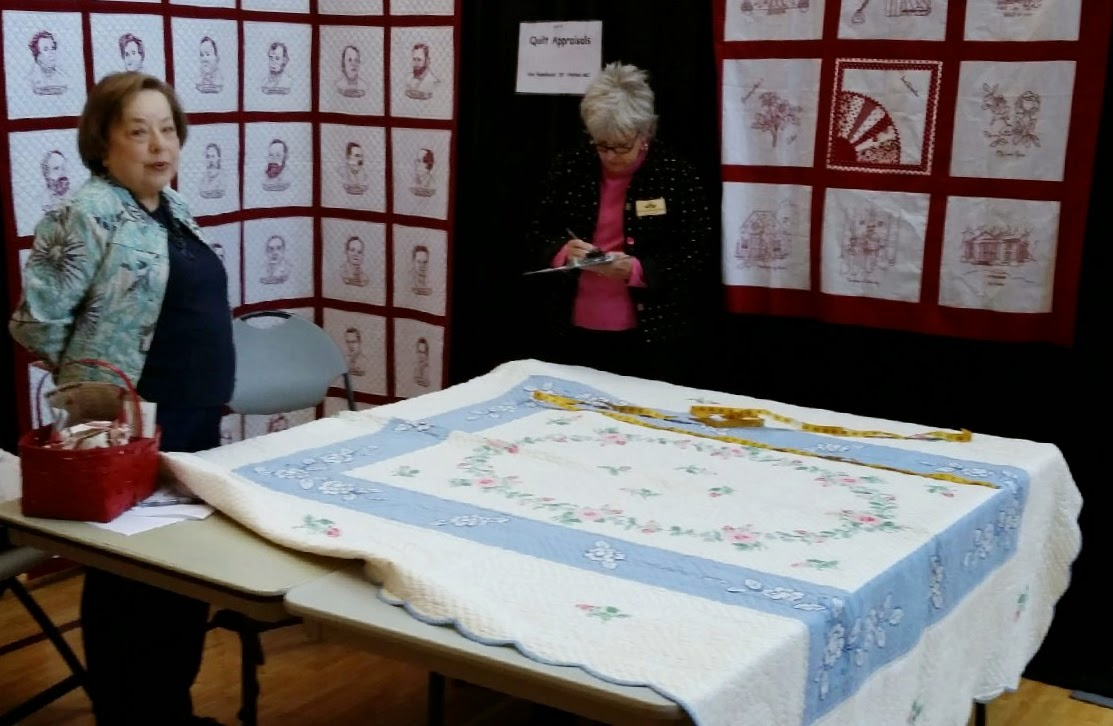 Kevin The Quilter Two Quilt ShowsTwo Weeks