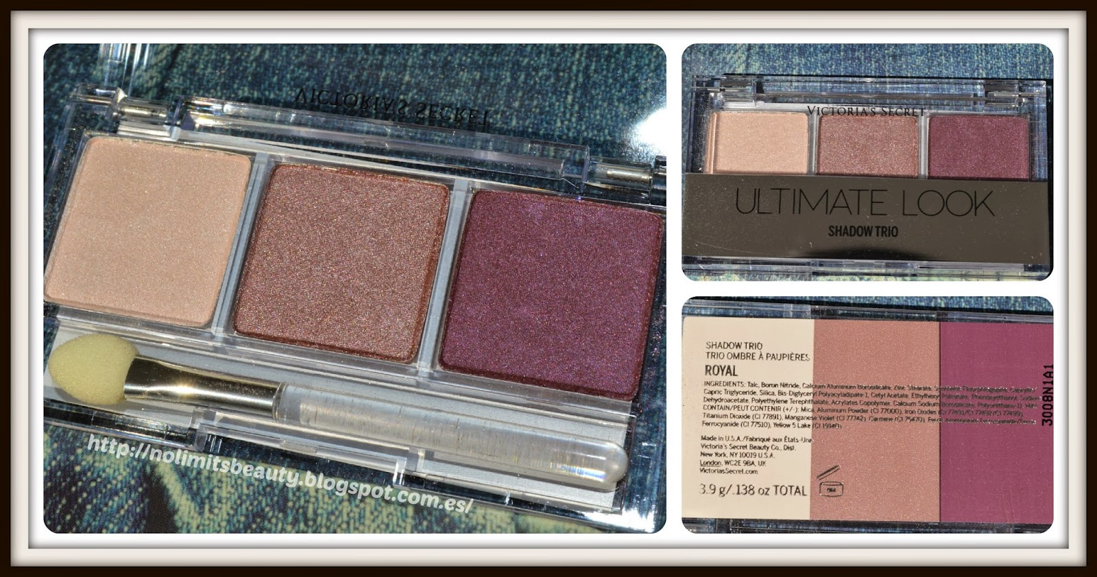 Victoria's Secret Ultimate Look - Royal Trio