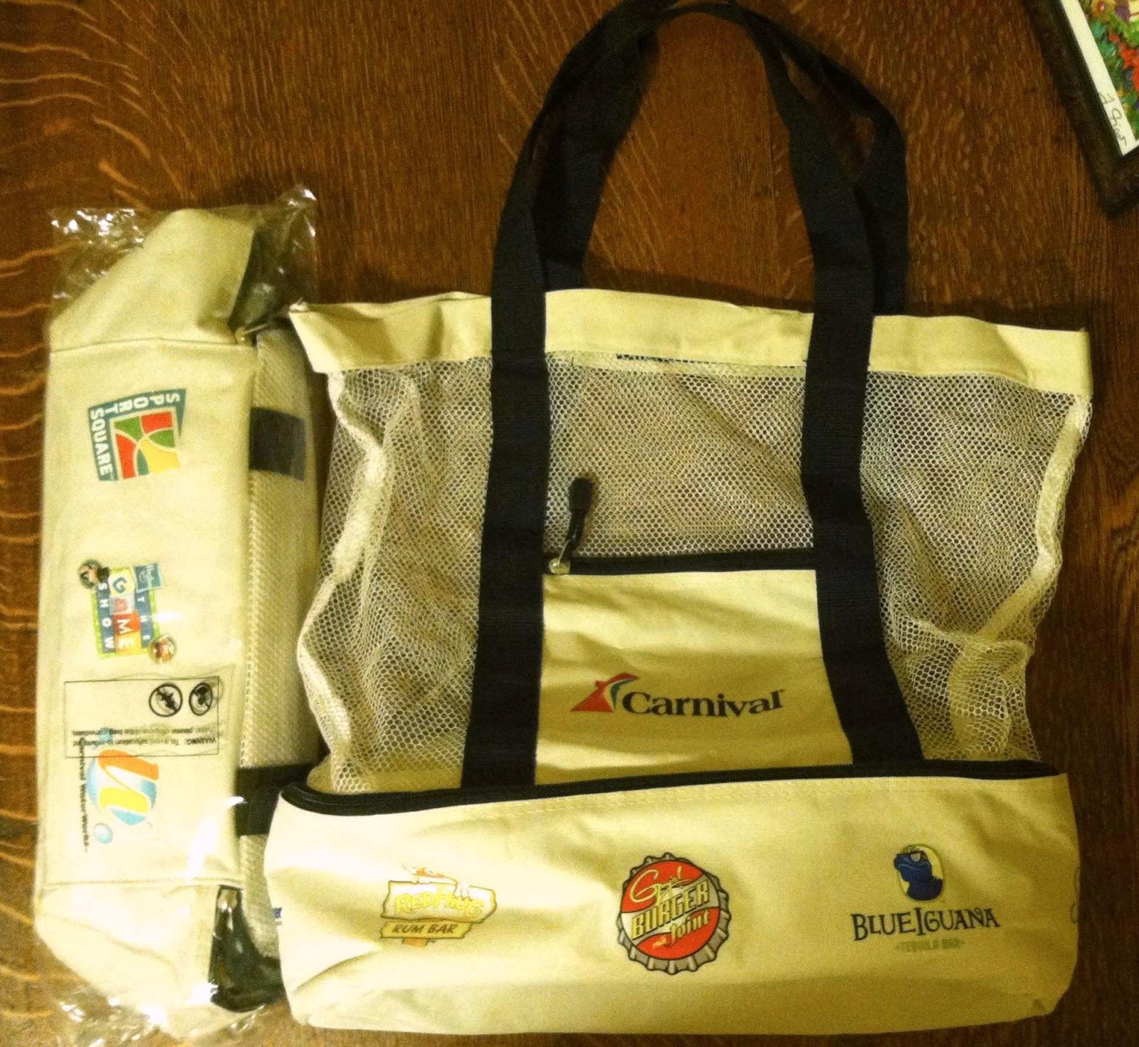 Cruise Gift Bag Ideas