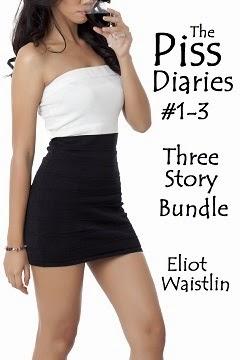 Piss Diaries #1-3 Bundle