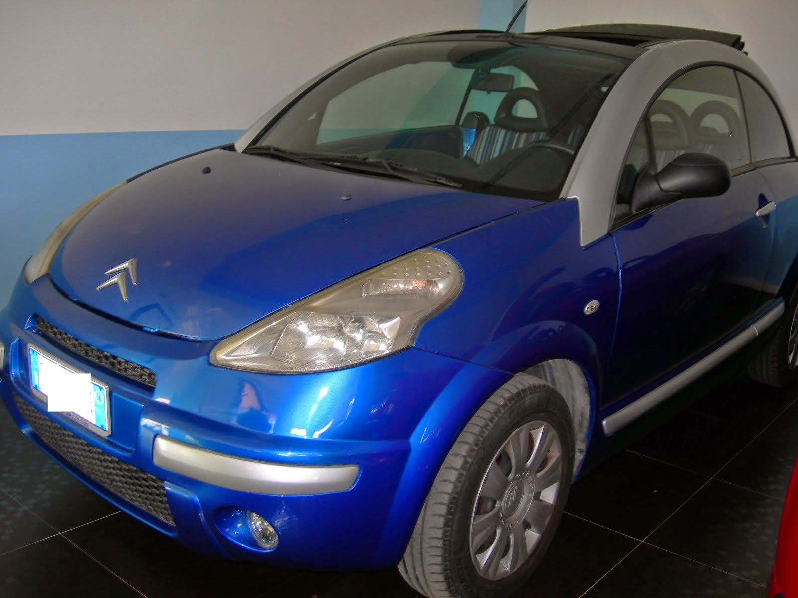 Citroen C3 1.4 Pluriel Cabriò Accessori Full optional Anno 2006  120.000 km