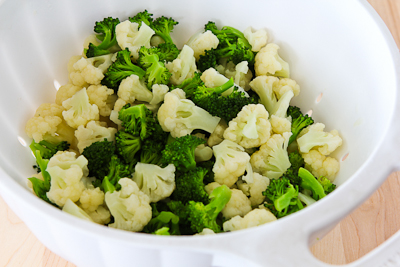 Barely-Blanched Broccoli Salad With Feta And Fried Almonds ...