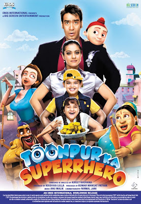 Toonpur Ka Superhero Bollywood Full Watch HD Movie