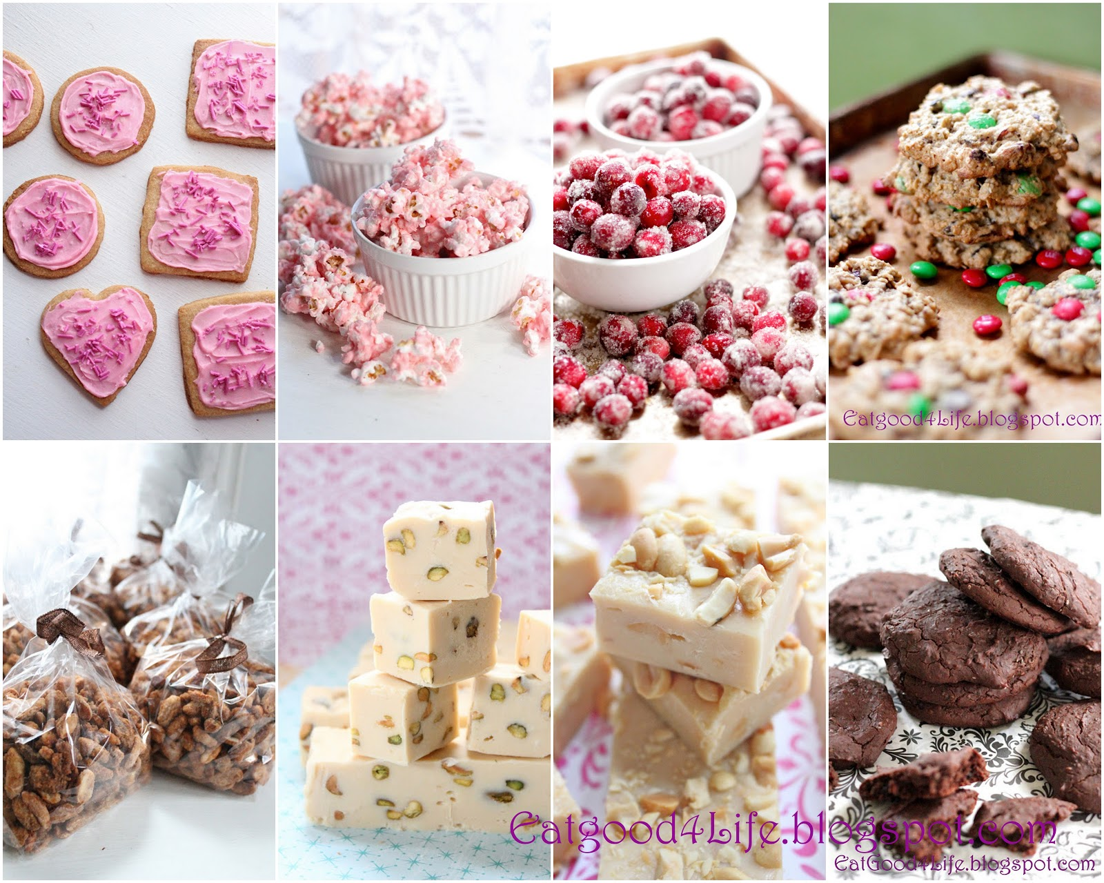 My Top 16 Christmas gift baking ideas | Eat Good 4 Life