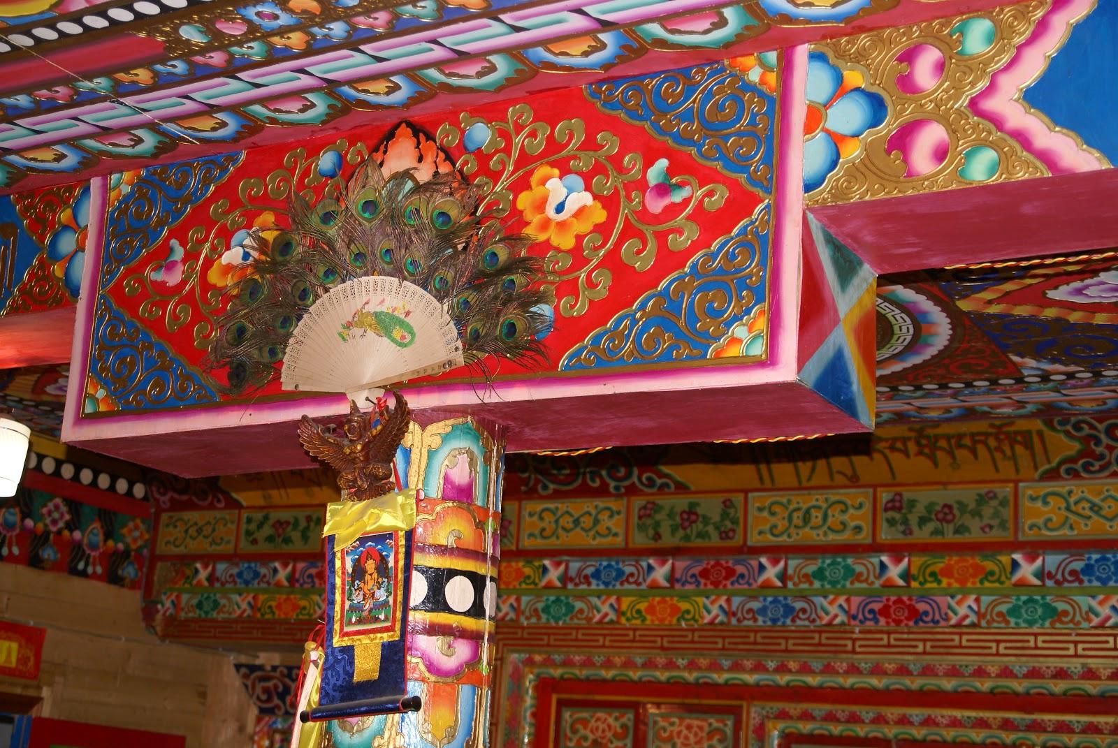 Creators Joy Tibetan Lotus Flower Motif In Polymer Clay Millefiori