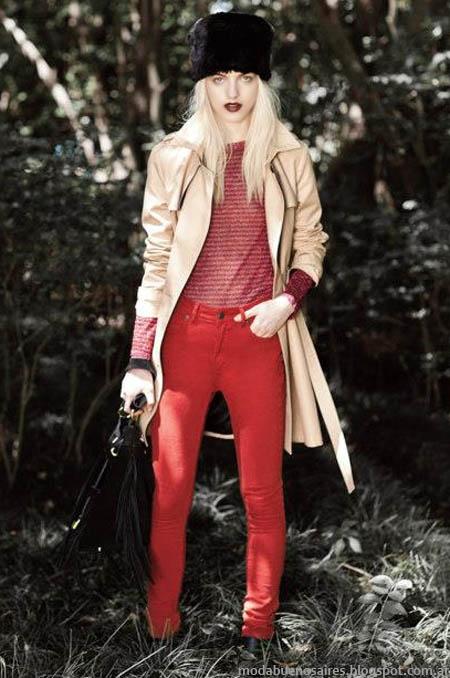 AY Not Dead invierno 2013 Moda