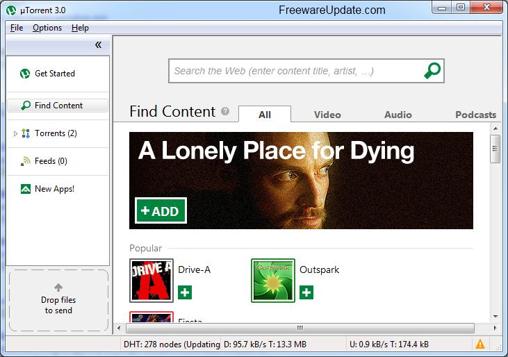 super fast torrent downloader software
