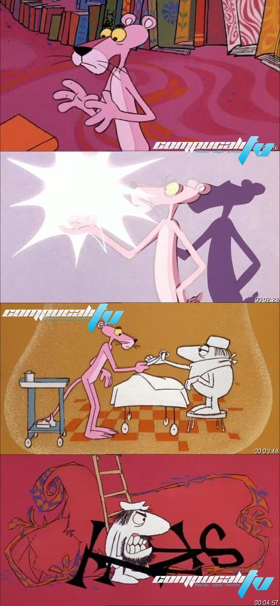 La Pantera Rosa Todas Las Temporadas DVDRip