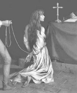 Extrato de conversão forçada de um judeu ao cristianismo na Inquisição
