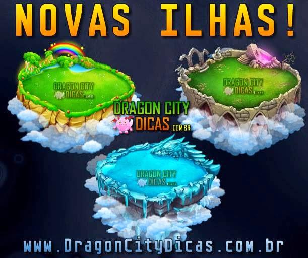 Novas Ilhas Adicionadas!