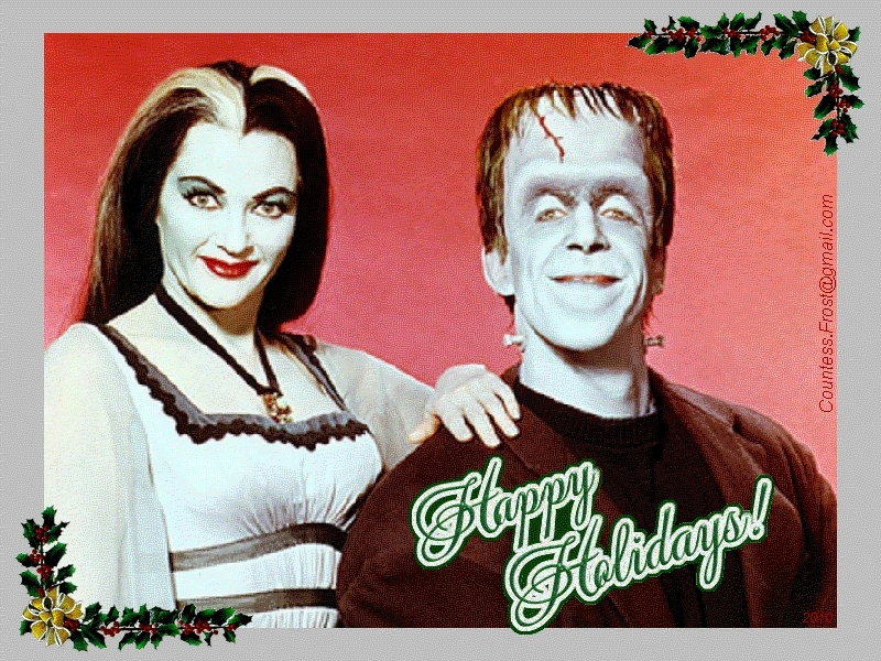 the munsters scary little christmas online gifts