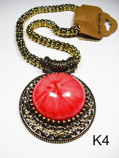 kalung aksesoris wanita k4