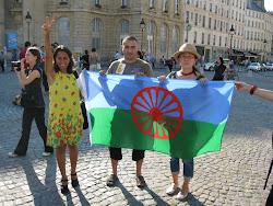 Rom a Parigi 1 ottobre 2011