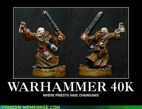 friday 40k humor