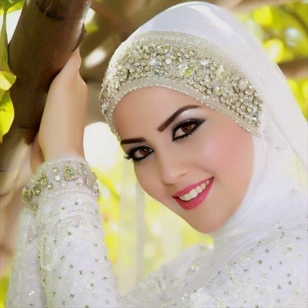 Beautiful muslim women