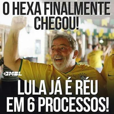 HEXA  É LUXO!!!