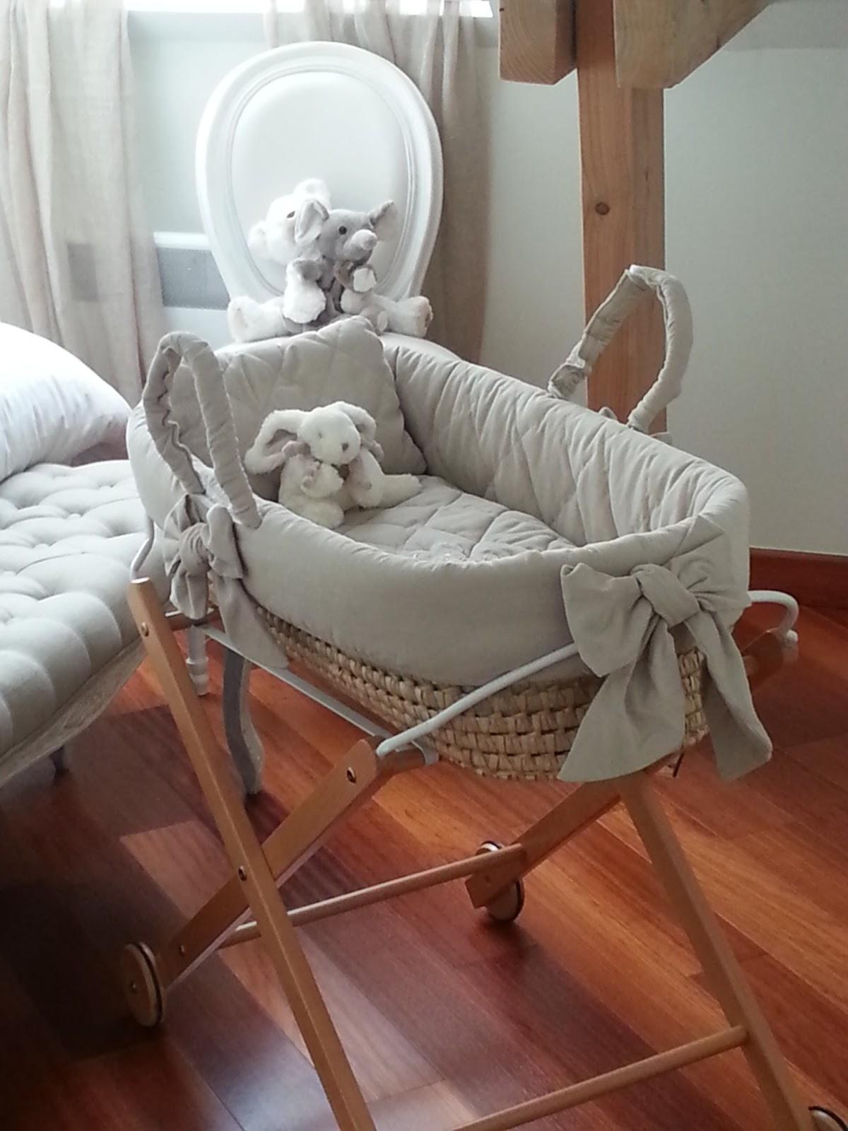 couffin en palme couleurs beige naturel notre boutique. Black Bedroom Furniture Sets. Home Design Ideas