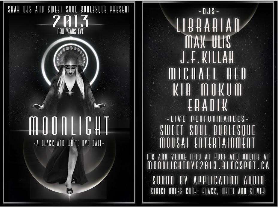 Moonlight NYE 2013
