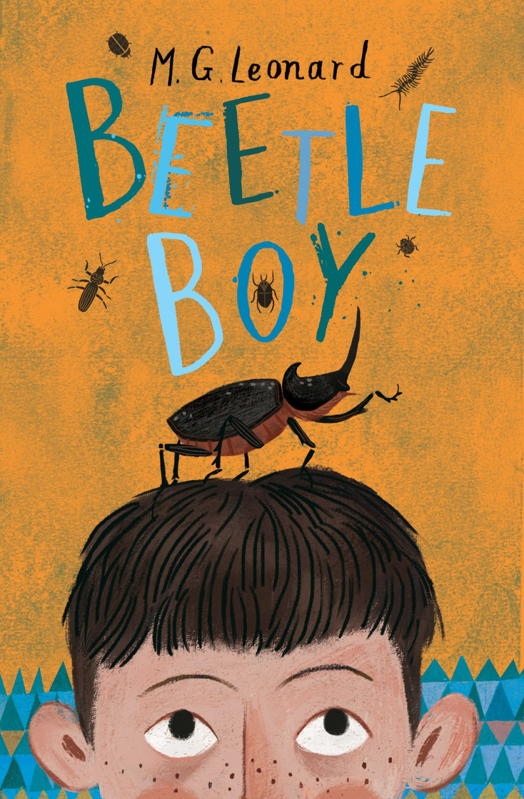 M G Leonard  Beetle Boy (the Battle Of The Beetles) Book Review