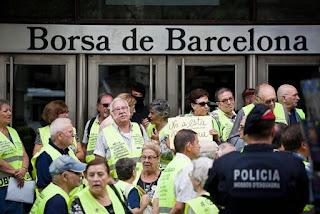 Sube la Marea Pensionista por una jubilación mínima de mil euros