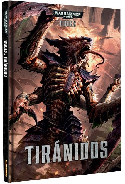 el señor de la gorda a llegado,digo horda Codex+tiranidos