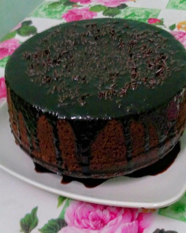 Kek Milo Kukus Terbaik Resepi Sheila Rusly