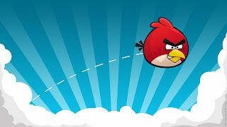 Angry Birds Wallpaper PowerPoint Background-7