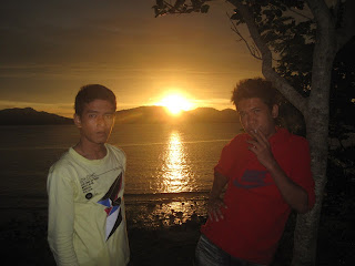 SUNSET SABANG