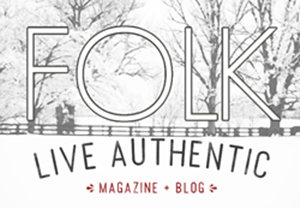 Featured at Folk Lifestyle Magazine+Blog!