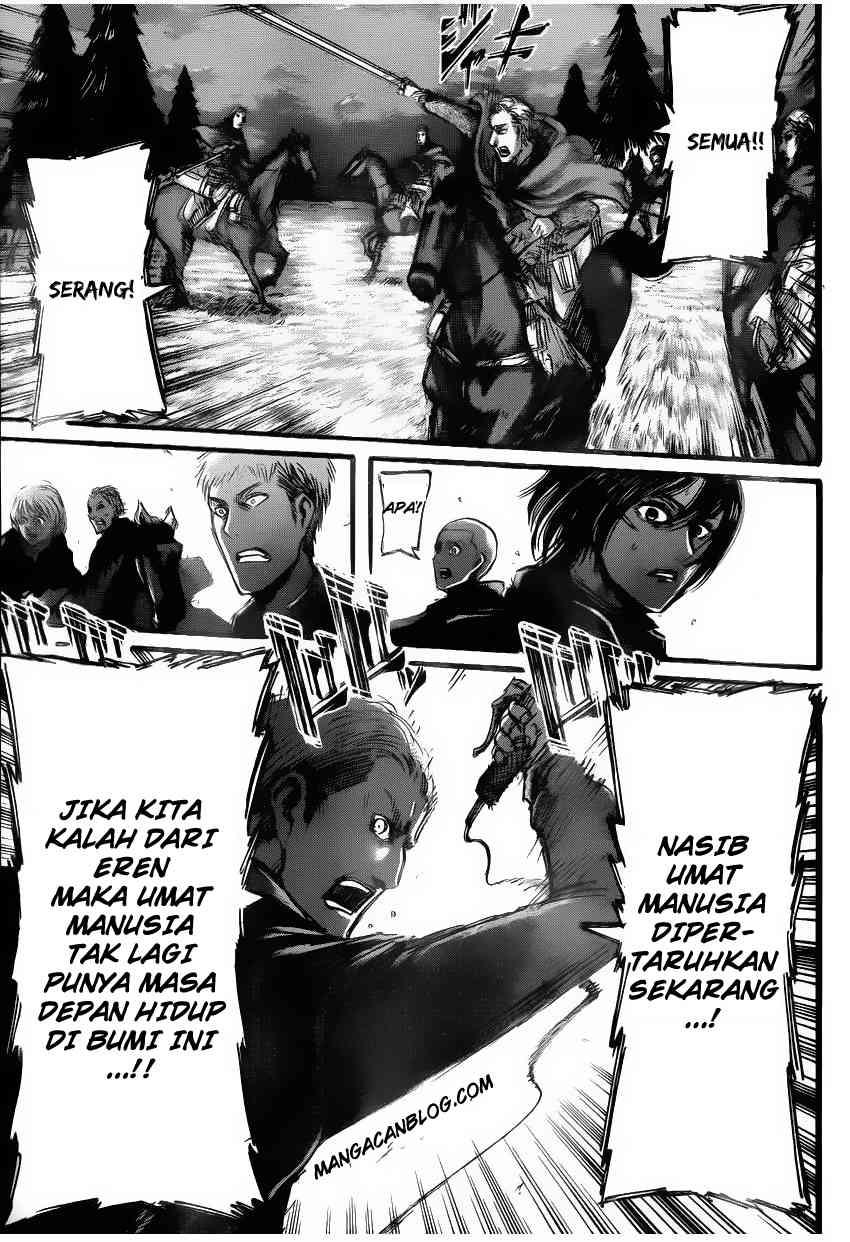 Komik shingeki no kyojin 049 - beban 50 Indonesia shingeki no kyojin 049 - beban Terbaru 11|Baca Manga Komik Indonesia|Mangacan