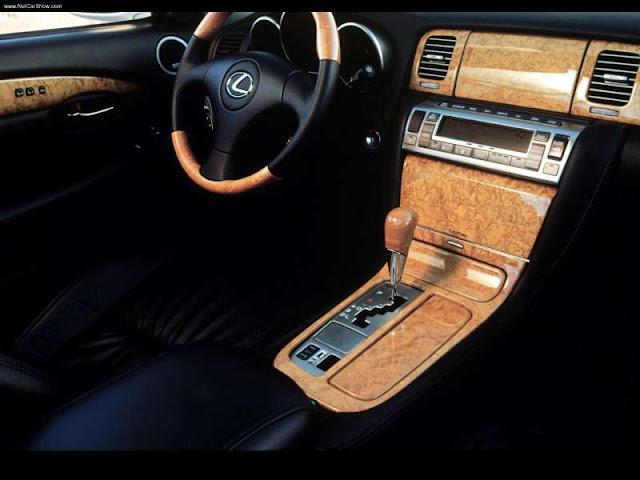 Lexus Sport Coupe Concept (2000)