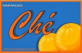 Colaboración Naranjas Ché