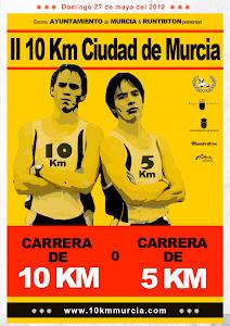 10 km Ciudad de Murcia 2012.